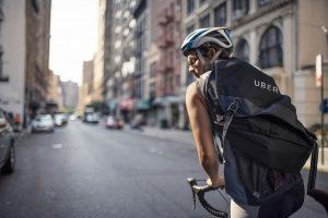 Uber geo-fencing