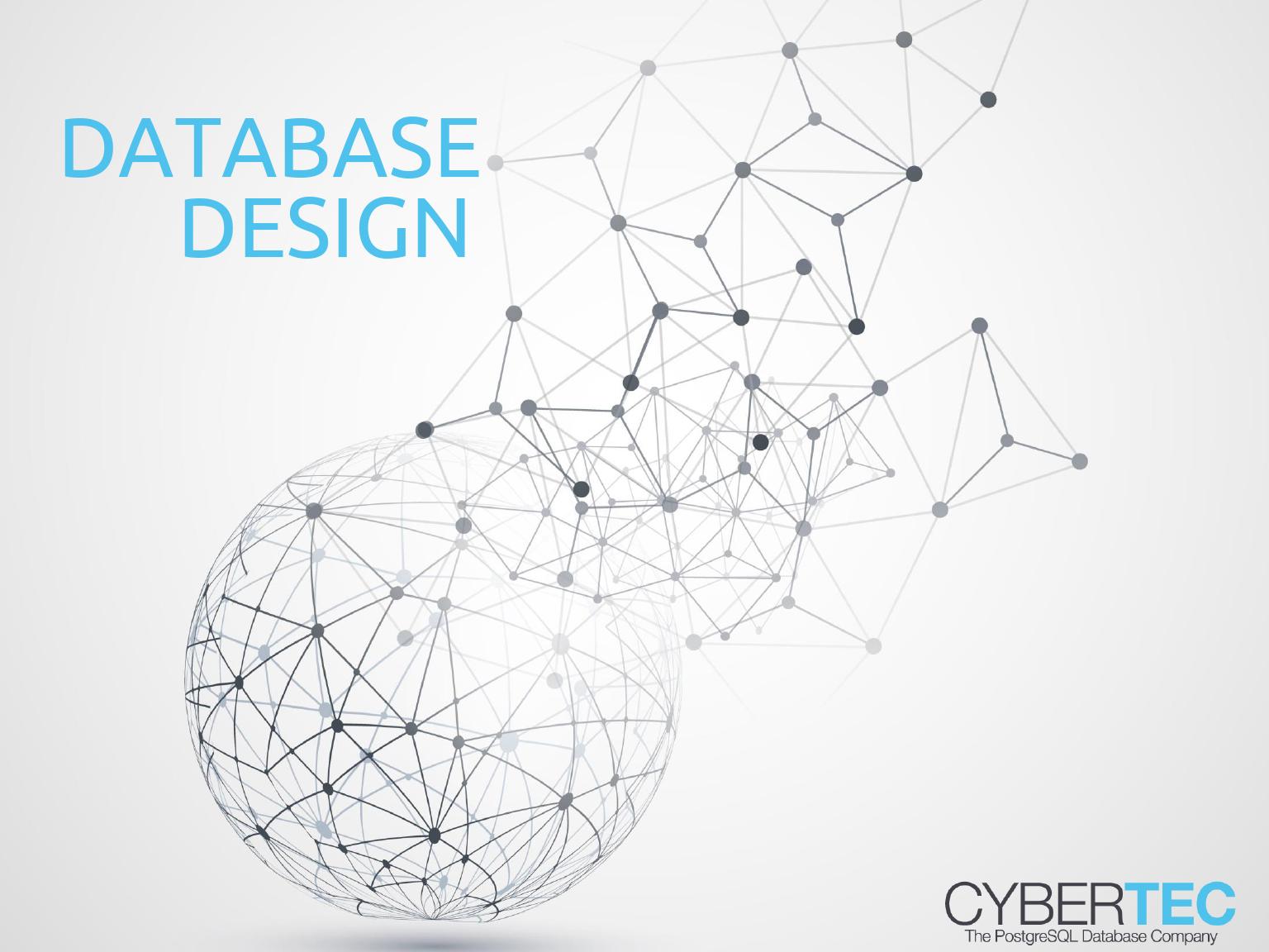 Diseño PostgreSQL