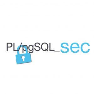 PL/pgSQL_sec Logo