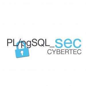 PL/pgSQL_sec CYBERTEC Logo