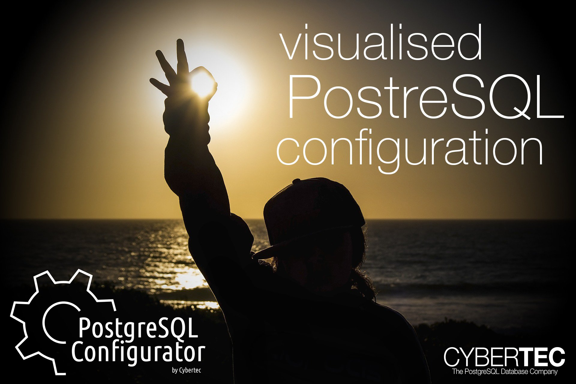 pgconfigurator - visualized PostgreSQL configuration