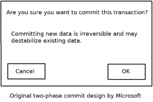 prepared transactions by Microsoft