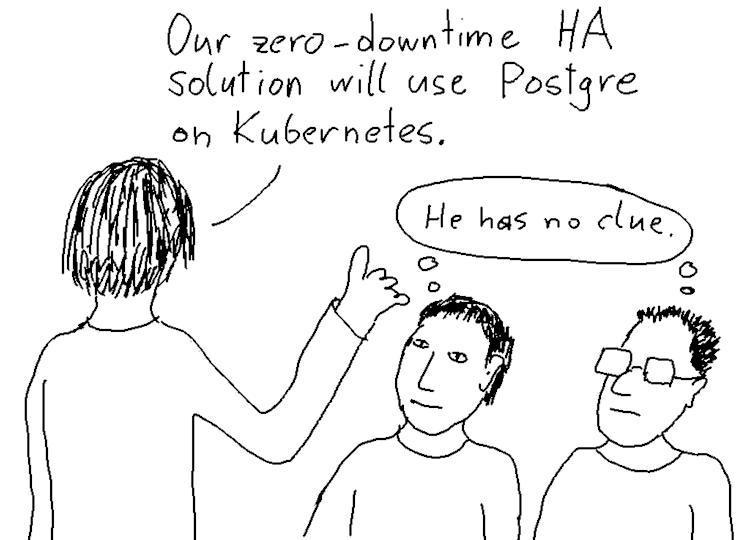 the shibboleth of PostgreSQL